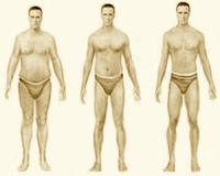 筋トレの前に自分の体型をチェック