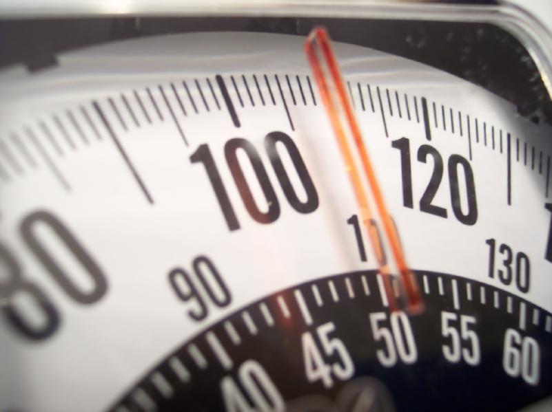 肉体改造は体重よりも見た目重視