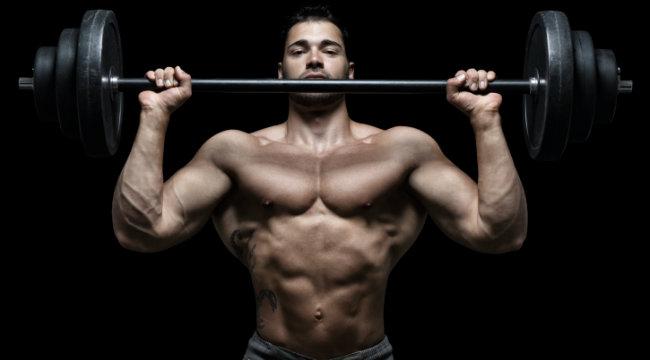 21レップ法を取り入れて極限にまで筋肉を追い込む