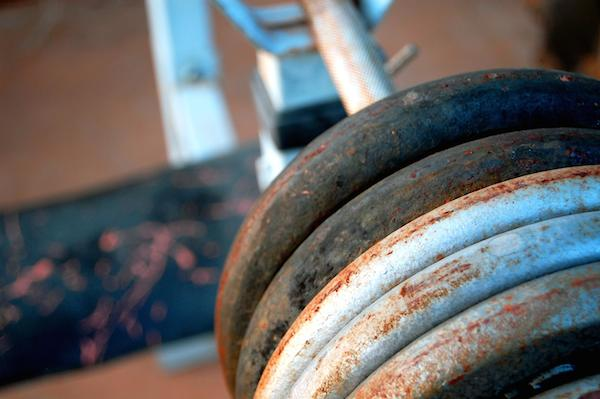 筋力アップをするための筋トレにオススメの5✕5法のトレーニングとは