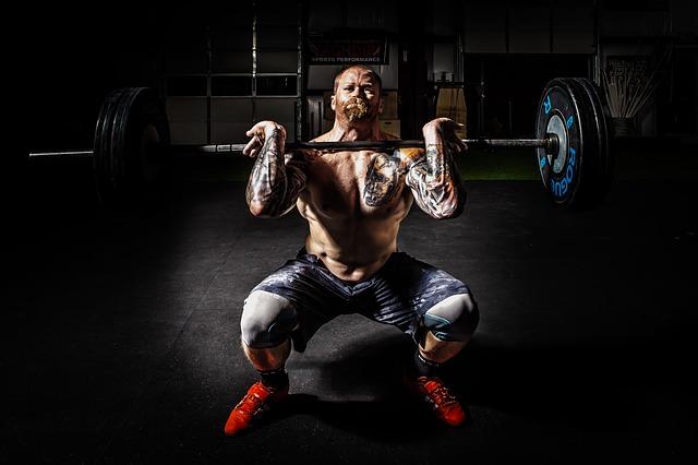 筋トレでジャークを取り入れ全身を鍛える!正しいやり方やポイント!