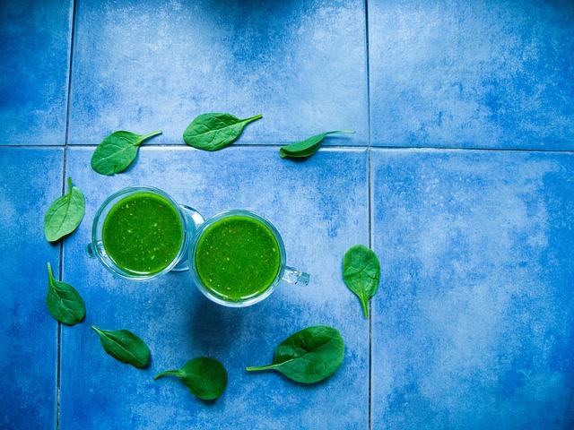 グリーンスムージーおすすめレシピ!効果的な摂取方法とダイエットについて