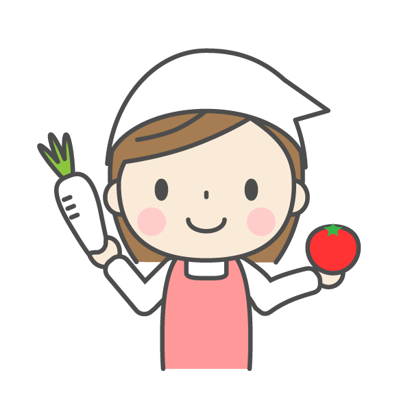 栄養士(野菜もち)