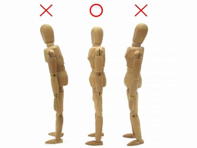 腰痛を引き起こす基本的な3つの原因