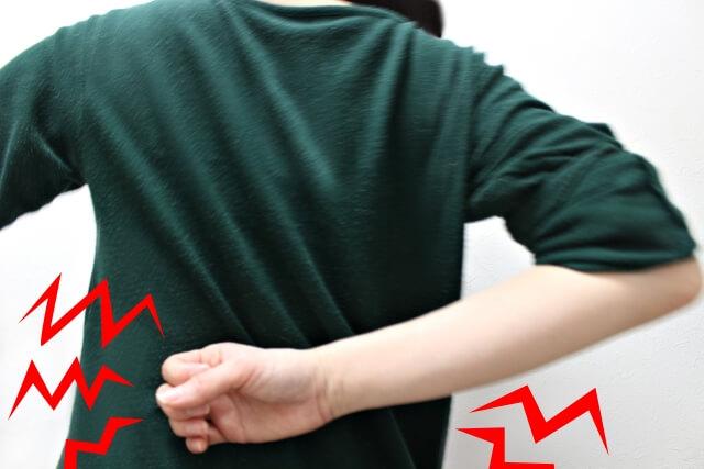 腰痛の主な種類