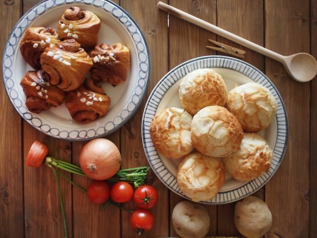 パンを食べることで得られる3つのメリット