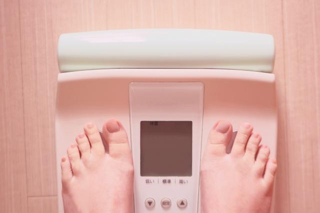 モデルの理想の体重と摂取カロリーについて